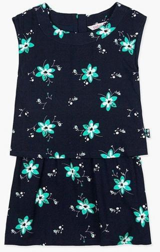 Boboli dívčí šaty 128 černá