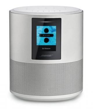 Bose Home Smart Speaker 500, stříbrná