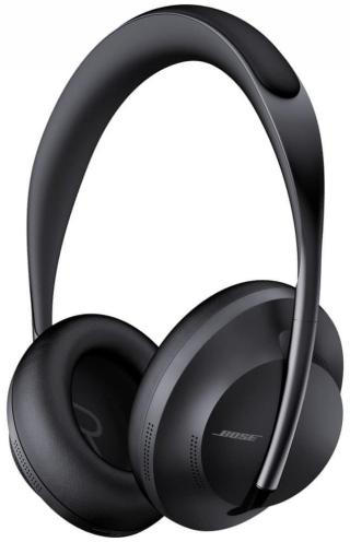 Bose Noise Cancelling Headphones 700, černá