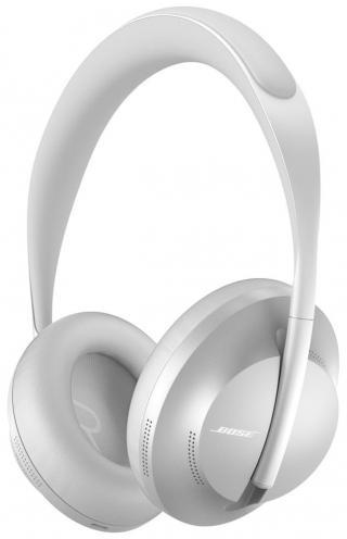 Bose Noise Cancelling Headphones 700, stříbrná