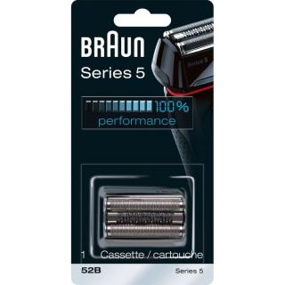 Braun CombiPack Series 5 - 52B černý - rozbaleno