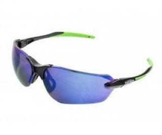 Brýle ochranné s UV filtrem modré Stalco Perfect