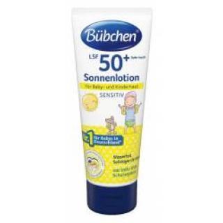 Bübchen Sensitive Opalovací mléko OF50  100 ml