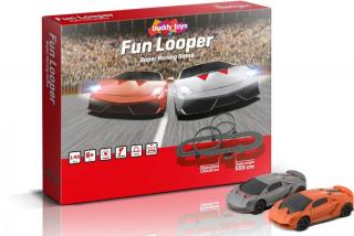 Buddy Toys BST 1552 Autodráha Fun - zánovní