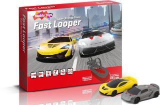 Buddy Toys BST 1633 Autodráha Fast - zánovní