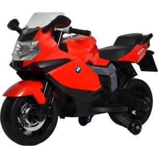 Buddy Toys Elektrická Motorka Bmw k1300 Bec 6011 Červená