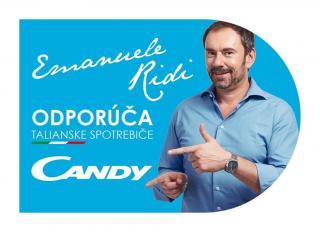 Candy CFT610/5X závěsná digestoř   5 let záruka - rozbaleno