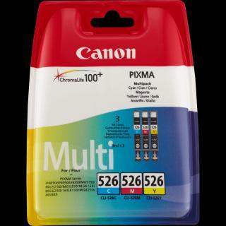 Canon CLI-526 C/M/Y Pack , barevná - rozbaleno