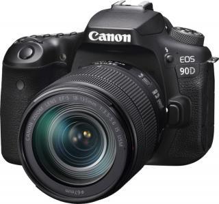 Canon EOS 90D   EF-S 18-135 IS USM  - zánovní