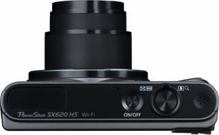 Canon PowerShot SX620 HS Black - zánovní