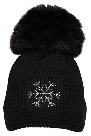 CAPU Zimní čepice 347-E Black