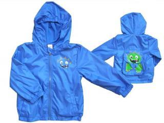 Carodel chlapecká bunda 92 modrá