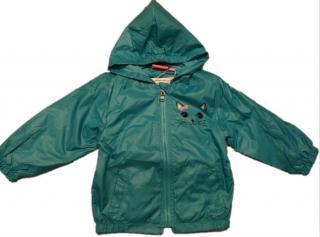 Carodel dívčí bunda 122/128 modrá