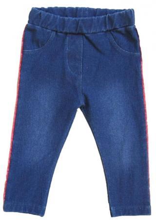 Carodel dívčí jeansové legíny