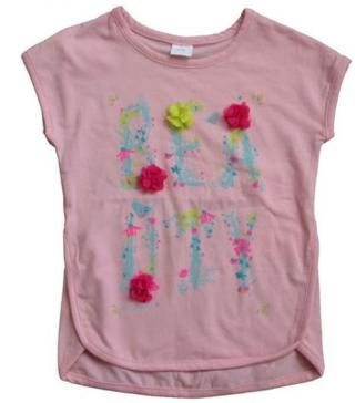 Carodel dívčí tričko 98 růžová