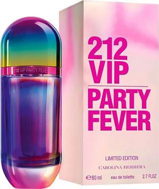 Carolina Herrera 212 VIP Party Fever - EDT 80 ml