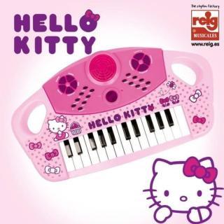 Cdiscount dětské elektronické piano Hello Kitty, 3
