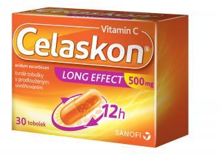 Celaskon Long Effect 500 mg 30 tobolek