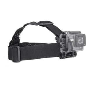Čelenka pro akční kameru inSPORTline HeadLoop