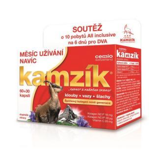 Cemio Kamzík cps.60 30 Léto 2020 ČR/SK