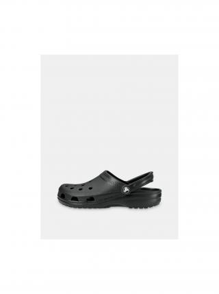 Černé pantofle Crocs Classic