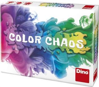 Cestovní hra Color chaos