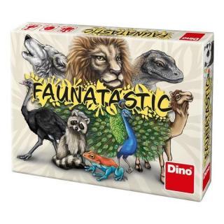 Cestovní hra Faunatastic