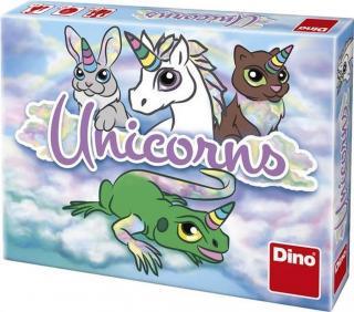 Cestovní hra Unicorns