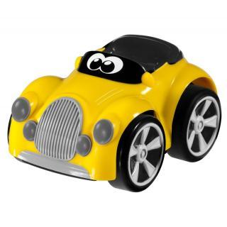 CHICCO Autíčko Turbo Team Henry - žlté