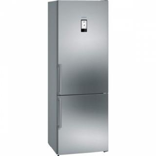 Chladnička s mrazničkou Siemens KG49NAI40 nerez   DOPRAVA ZDARMA