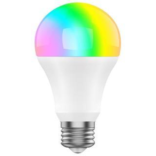 Chytrá žárovka iGET E27, 8W, RGB W, samostatná a také pro alarm iGET M4