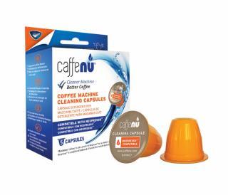 Cilio Caffenu kapsle k čištění kávovaru Nespresso