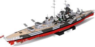 Cobi 3085 World of Warships Bitevník Tirpitz