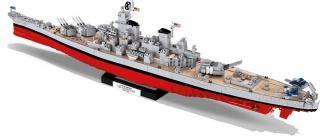 Cobi 4812 Bitevník USS Iowa BB-61 / Missouri BB-63 - 2v1