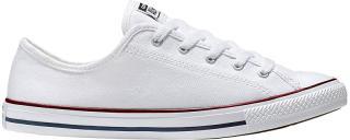 Converse Dámské tenisky Chuck Taylor All Star Dainty GS White/Red/Blue 37