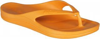 Coqui dámské žabky Naitiri  41 oranžová - zánovní