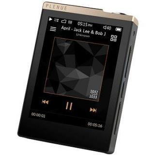 COWON Plenue D 32GB - černo/zlatý