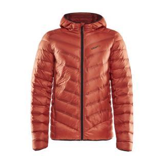 Craft bunda Lightweight Down oranžová L / Oranžová