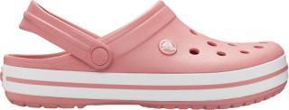 Crocs Dámské pantofle Crocband Blossom/White 11016-6PH 36-37