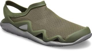 Crocs Swiftwater Mesh Wave M Army Green/Slate Grey M9