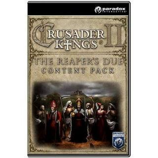 Crusader Kings II: The Reapers Due Content Pack