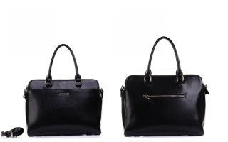 Dámská kabelka Lorenzo, černá
