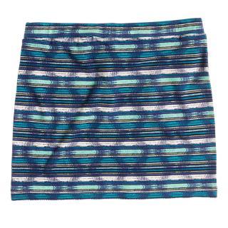 Dámská sukně Roxy Sunny Side Up astral aura, vícebarevná