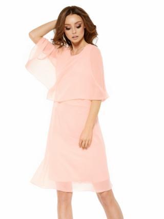 Dámské šaty Lemoniade, lososové