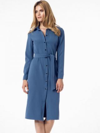 Dámské šaty Peperuna, modré