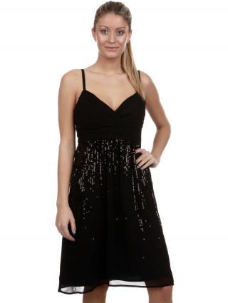 Dámské šaty s.Oliver, černé
