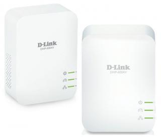 D-Link DHP-601AV poweline starter kit - rozbaleno