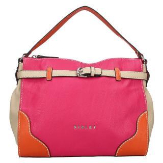 Dámská kabelka Sisley Camilla - růžová