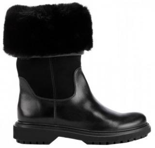 Dámská obuv D Asheely Np Abx Black D94AYD-0FF22-C9999, 36