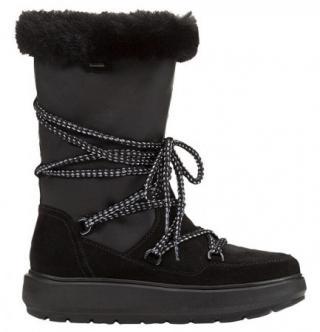 Dámské boty D Kaula B Abx Black D94AWC-022GH-C9999, 37